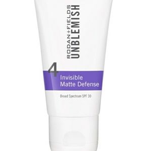 NEW Rodan and Fields Unblemish Matte Defense